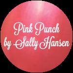 """Pink Punch"" by Sally Hansen on dandy lion manguins"